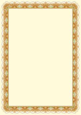 Dyplom Złoto