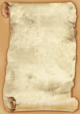 Certificate Papyrus
