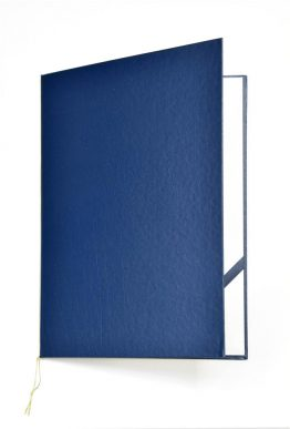 Diploma Cover Standard Navy Blue