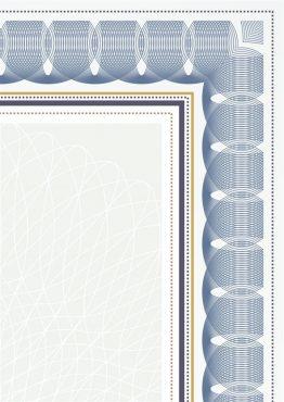 Certificate Rozette N