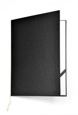 Okładka na dyplom Standard czarna