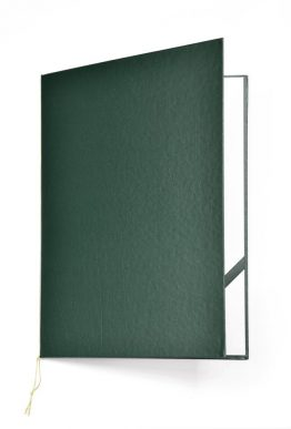 Diploma Cover Standard Green