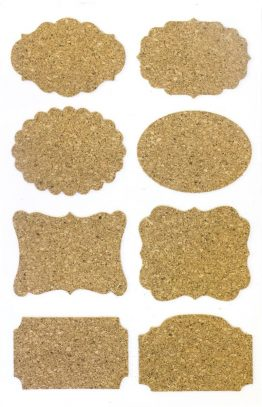 Self-Adhesive Labels Cork