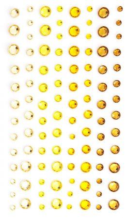 Kryształki żółte