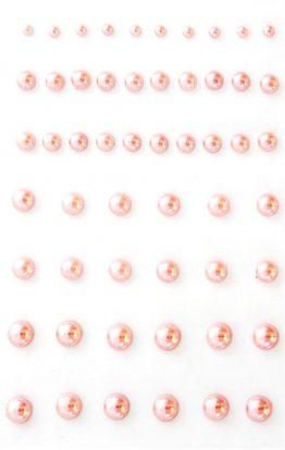 Perełki różowe