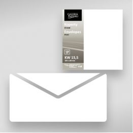 DL decorative envelopes