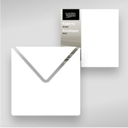 Square decorative envelopes