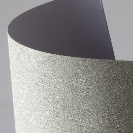Arkusz brokatowy samoprzylepny srebrny