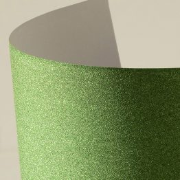 Arkusz brokatowy samoprzylepny zielony