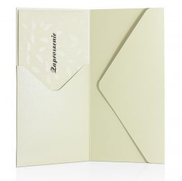 Decorative Envelope Pearl Cream DL/SP
