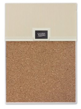 Cork self-adhesive sheets