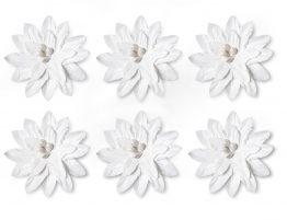 Paper Flowers Dahlia White