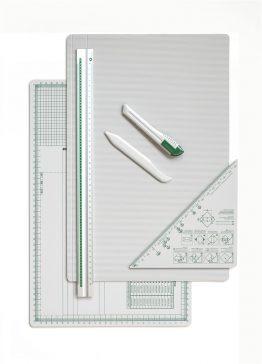 Dwustronna tablica do bigowania i cięcia 45x30cm