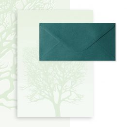 Decorative Stationery Set Tree