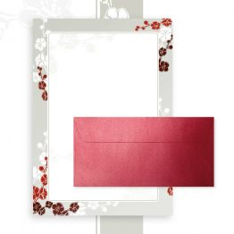 Decorative Stationery Set Grace