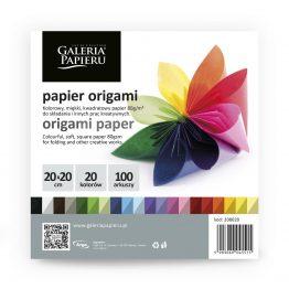 Papier origami 20x20cm