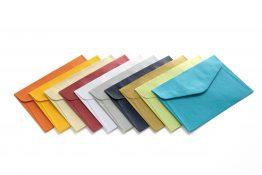 Decorative Envelope mix metallized colours B7