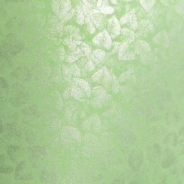 Decorative Card Paper Leaves