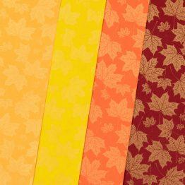 Набор картона Микс 4 видов — Мощность Красок