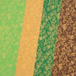 Набор картона Микс 4 видов — Сила Зелени