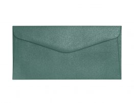 Koperta Pearl zielony DL